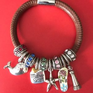 Brighton bracelet beach theme